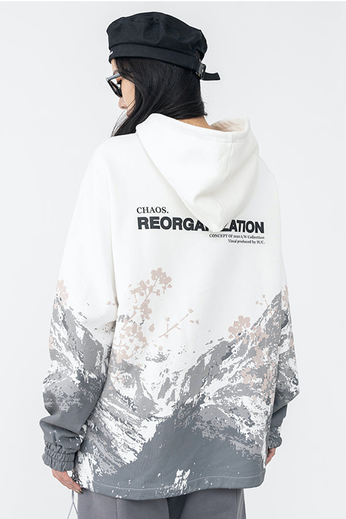 Cherry Blossoms Hoodie - INTL Collective
