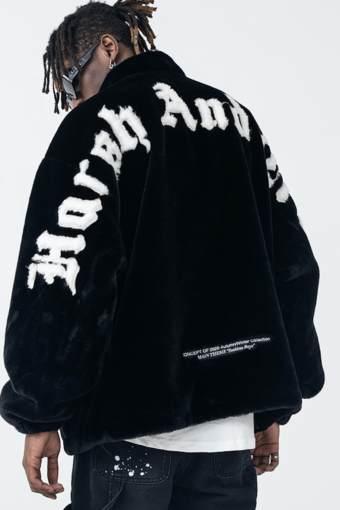 Harsh And Cruel Players Jacket - INTL Collective