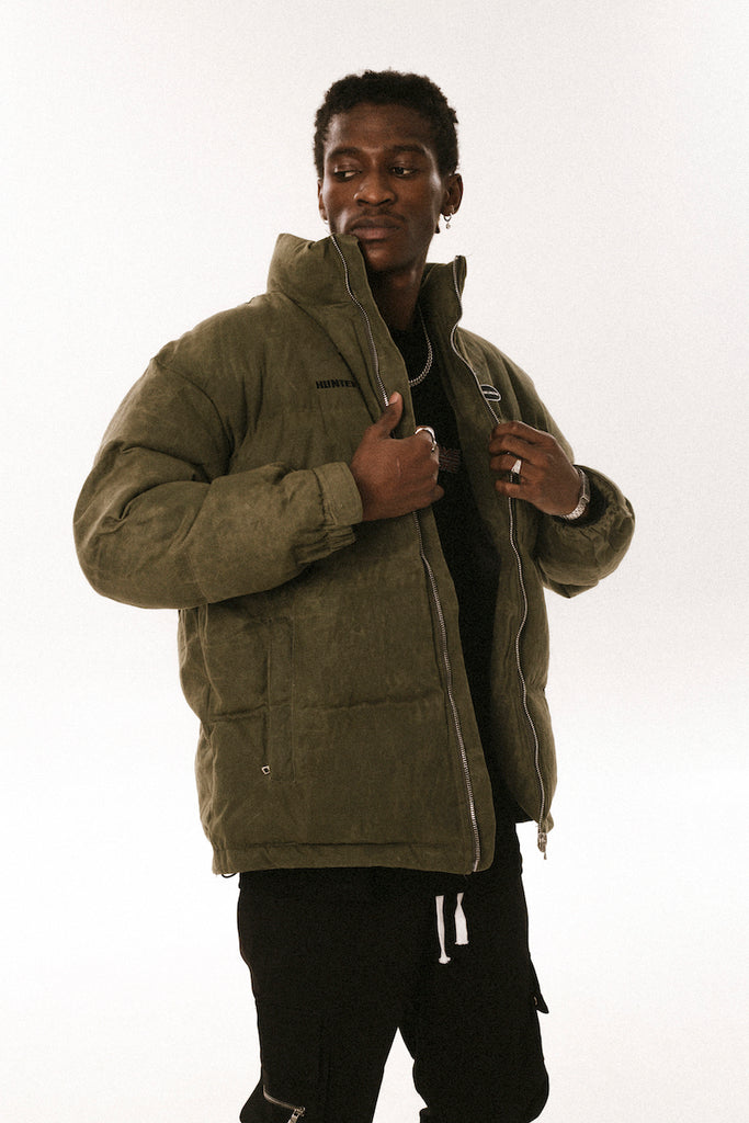 Worldwide Military Jacket - INTL Collective