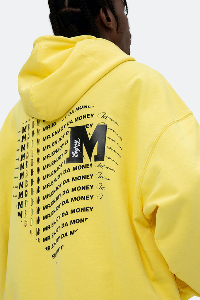 Heart Of Money Hoodie - INTL Collective