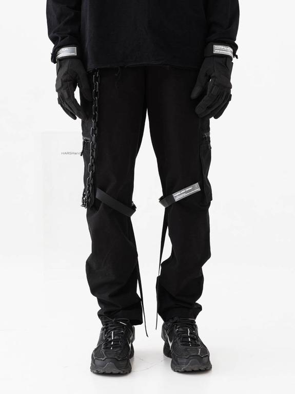 Linked Up Cargo Pants - INTL Collective