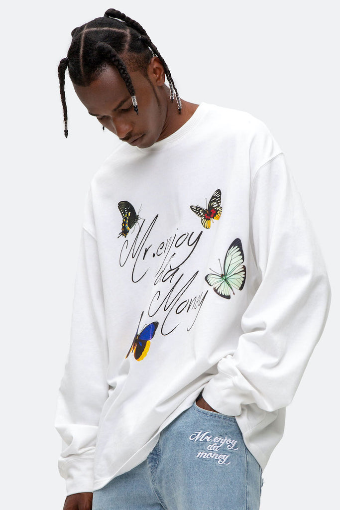 Butterflies Long Sleeve - INTL Collective