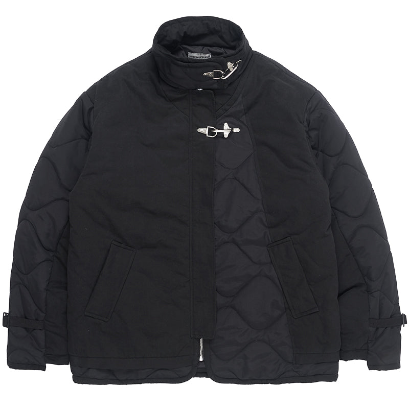 Buckled Jacket - INTL Collective