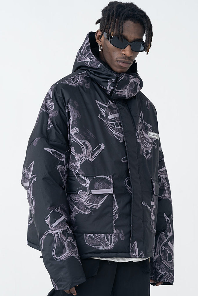 Pika Heavy Down Jacket - INTL Collective