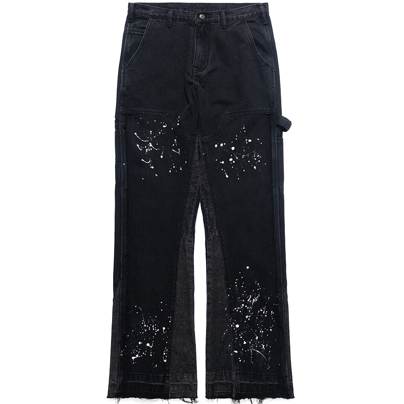 Splashed Out Jeans - INTL Collective