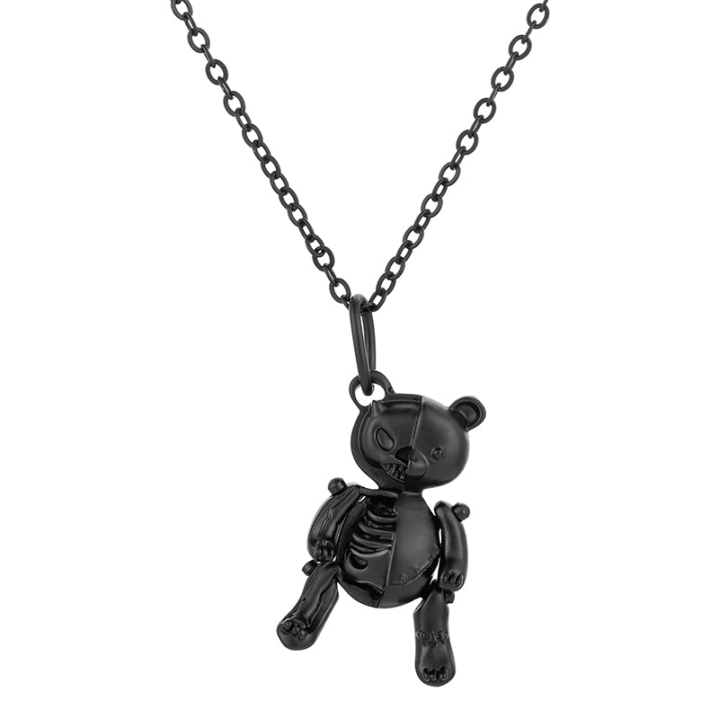 Evil Bear Necklace - INTL Collective