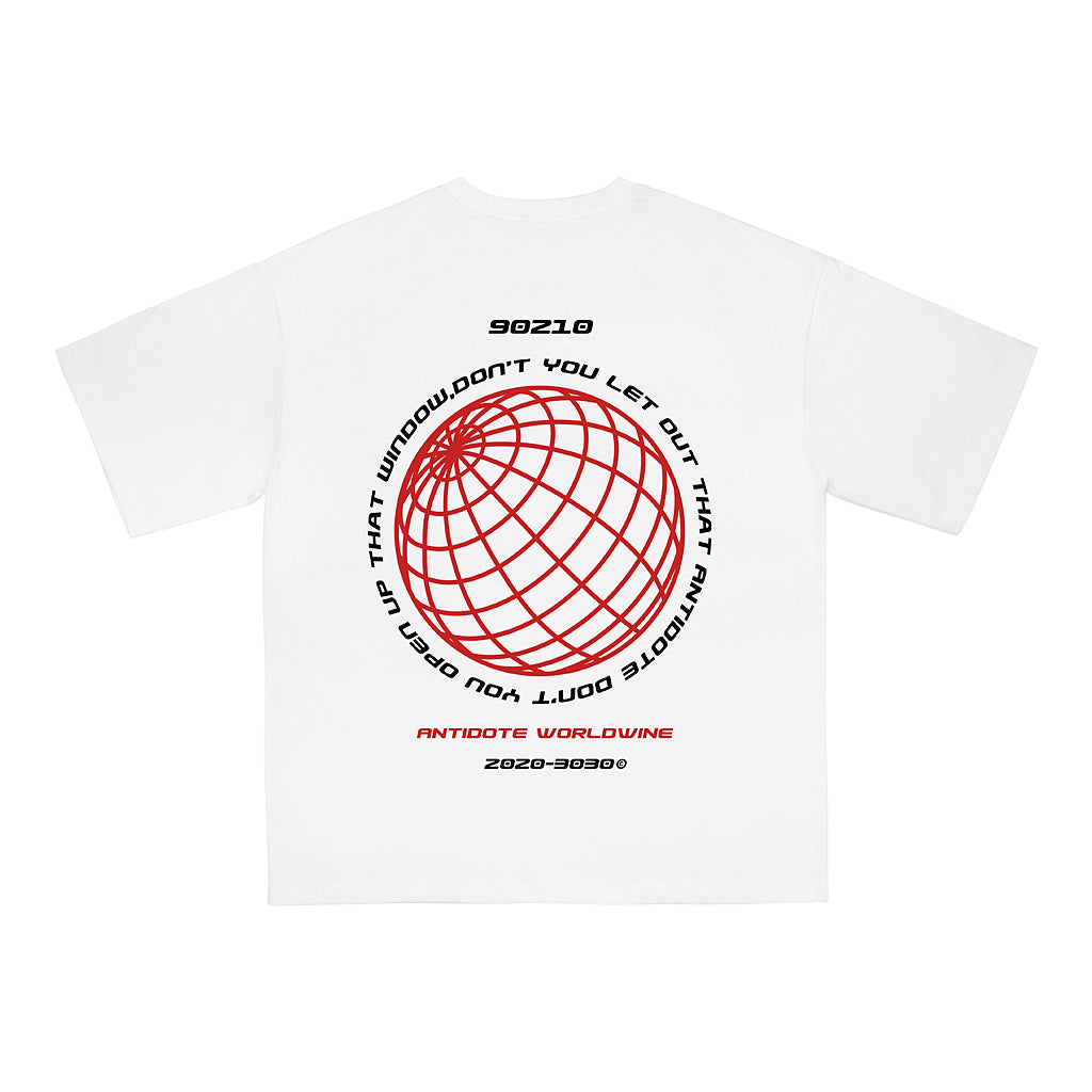 Global Antidote T-Shirt - INTL Collective