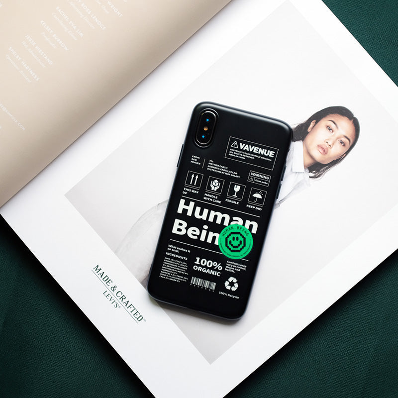 Human Being Phone Case - INTL Collective