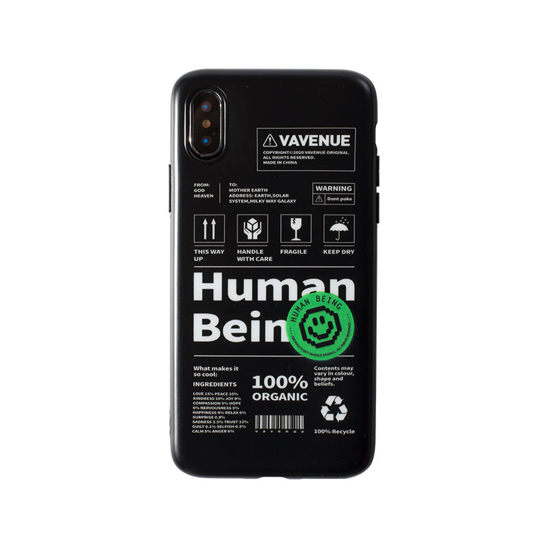 Human Being Phone Case