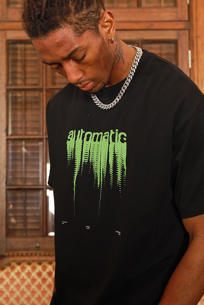 Automatic Drip T-Shirt - INTL Collective