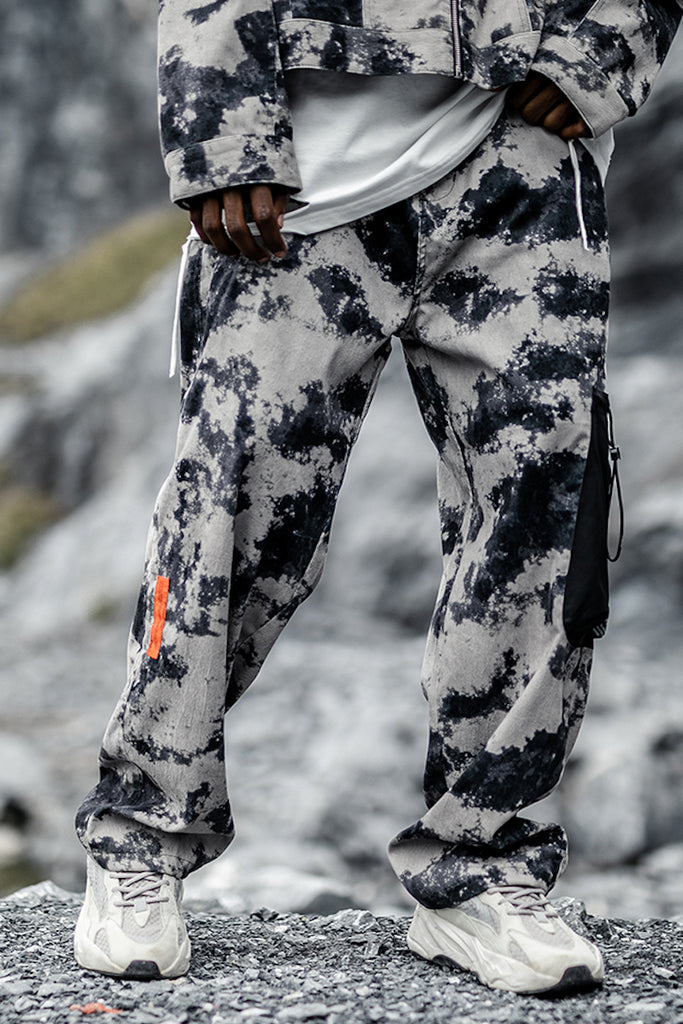 Desert Graph Pants - INTL Collective