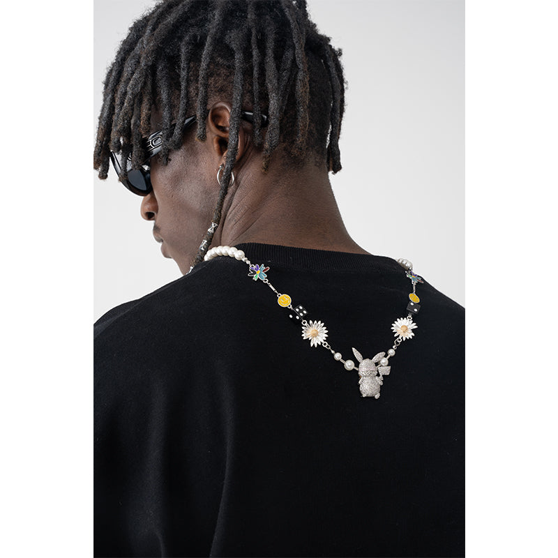 Symbols Necklace - INTL Collective