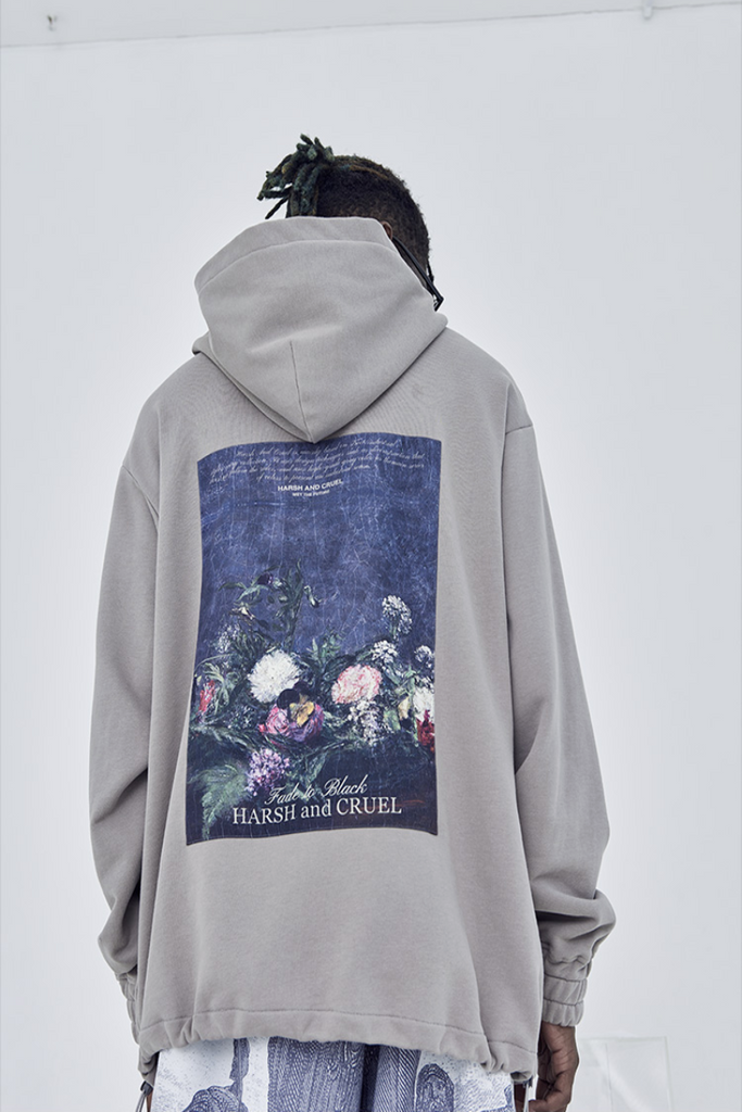 Water Your Flowers Hoodie
