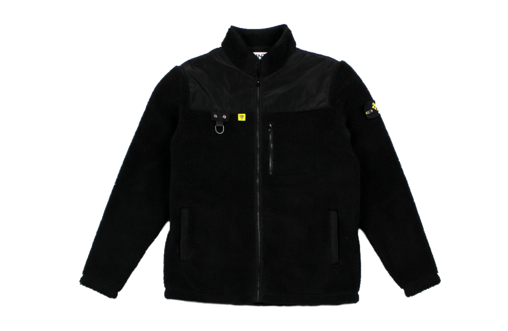 Collective Sherpa Jacket - INTL Collective