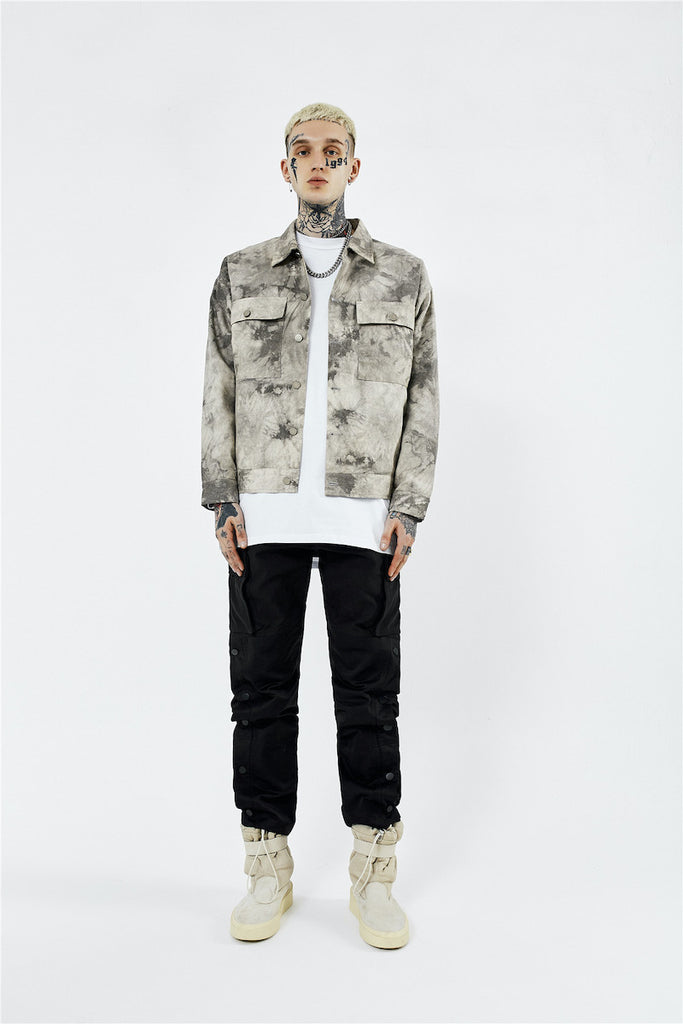 Cement Ruins Jacket - INTL Collective