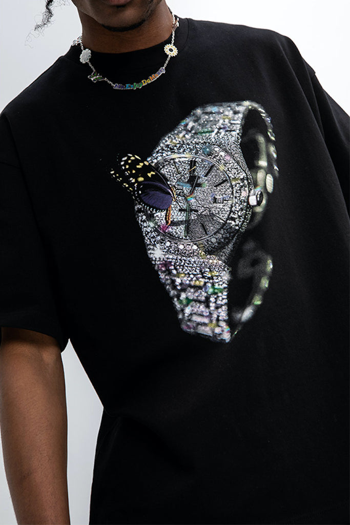 Iced Out T-Shirt - INTL Collective