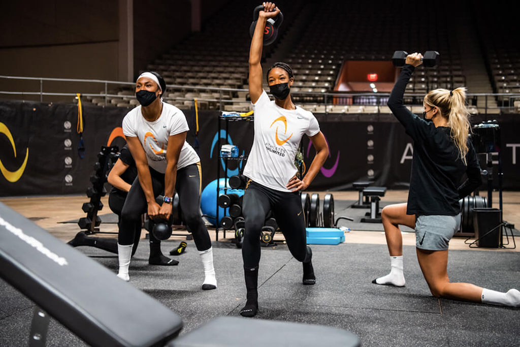 Lasso Socks Stay Moving Workout