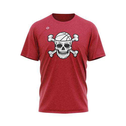 "Bone Collector ""Logo"" Tee - Red - Lasso®"