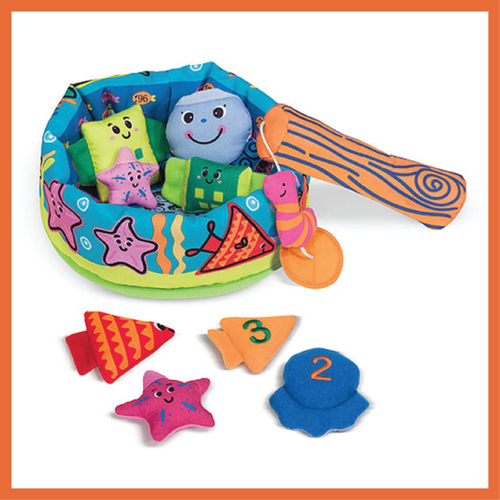 Fish and Count Learning Game