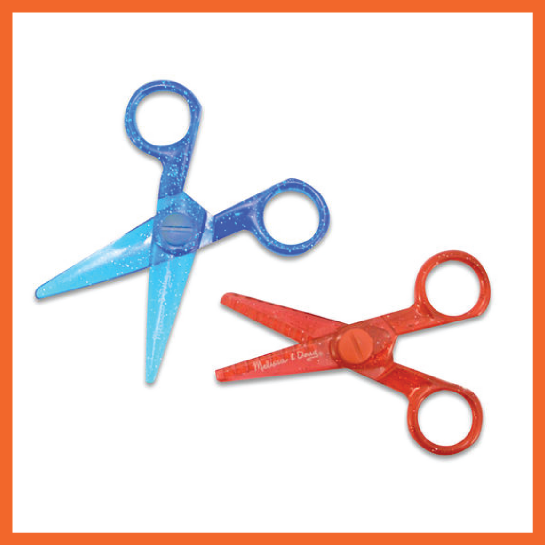Child-Safe Scissor Set