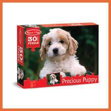 Precious Puppy Cardboard Jigsaw - 30 Pieces