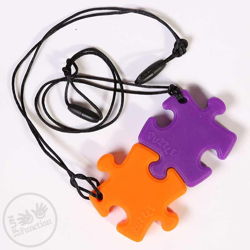 Puzzle Piece Chewy Set of 2