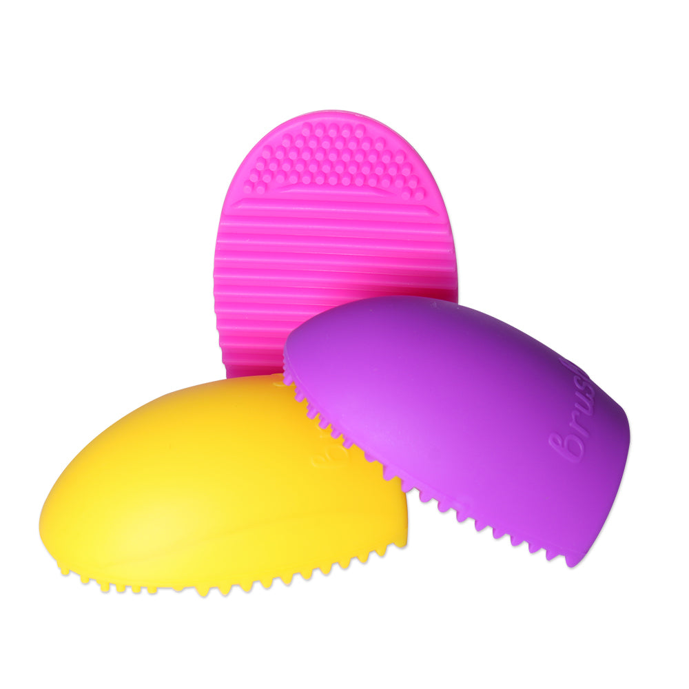 Silicone Makeup Brush Cleaning Washing Board