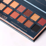 BEAUTY GLAZED  14 Colors Eyeshadow palette
