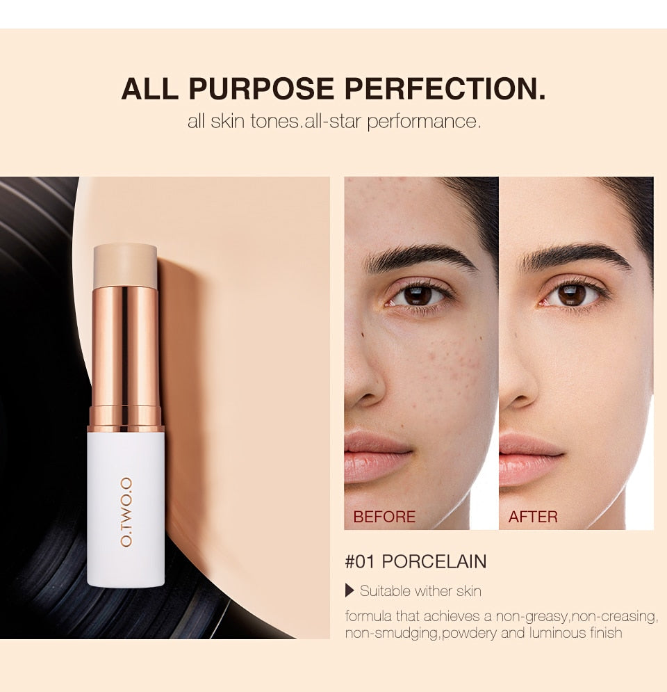 Magical Concealer Stick Foundation & Hide Blemish
