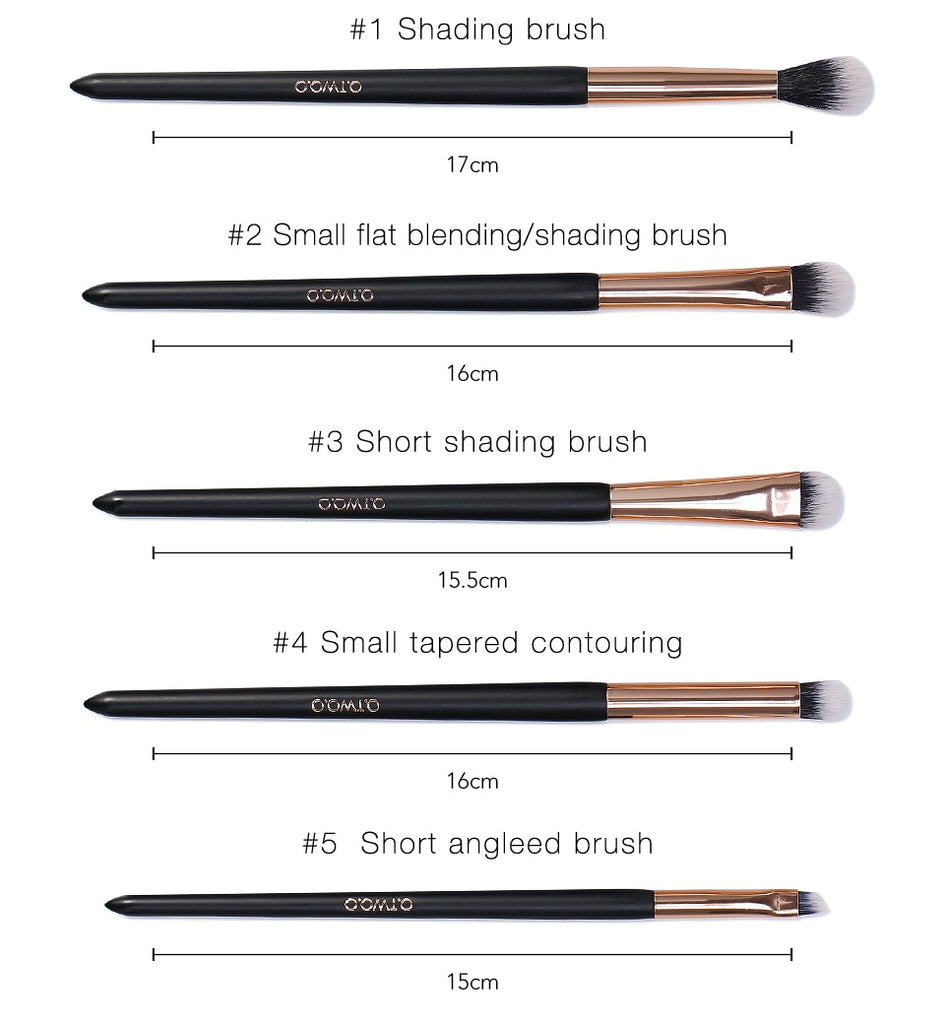 5PCS Makeup Brushes Set