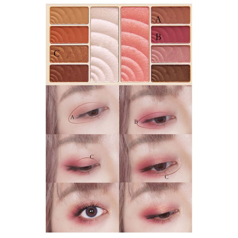 EYESHADOW - 10 Color Palette