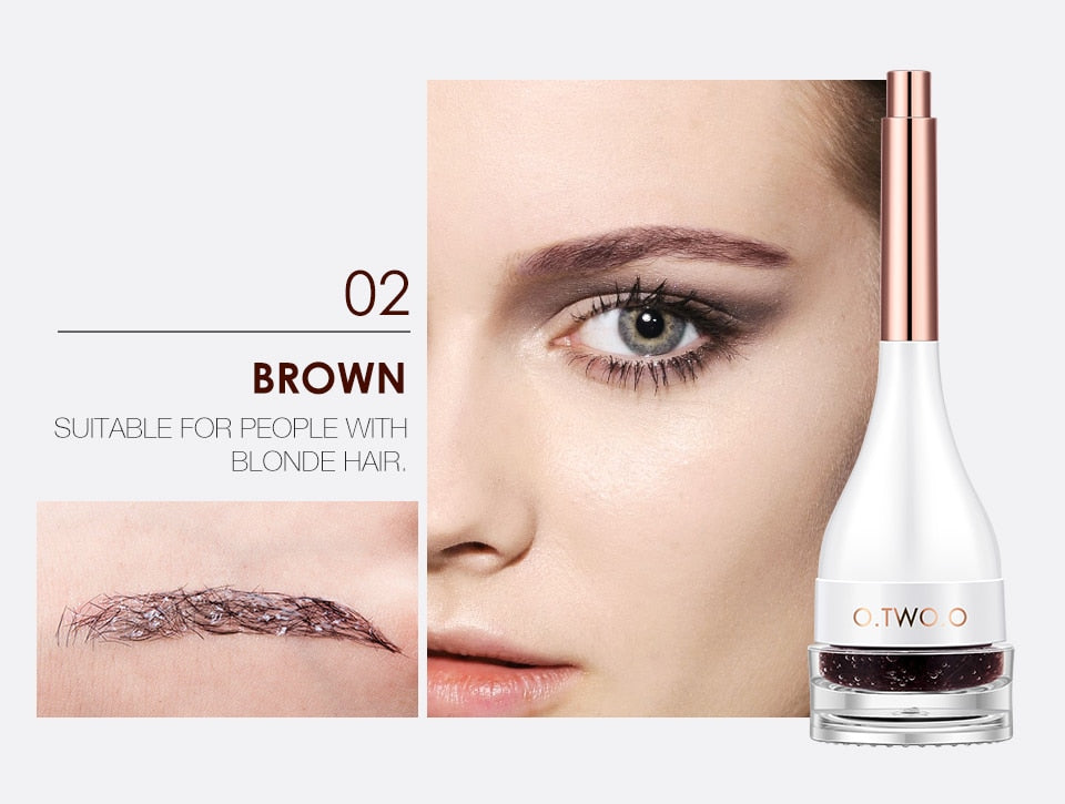Eyebrow- Gel Create Natural Eyebrows Hair 3D