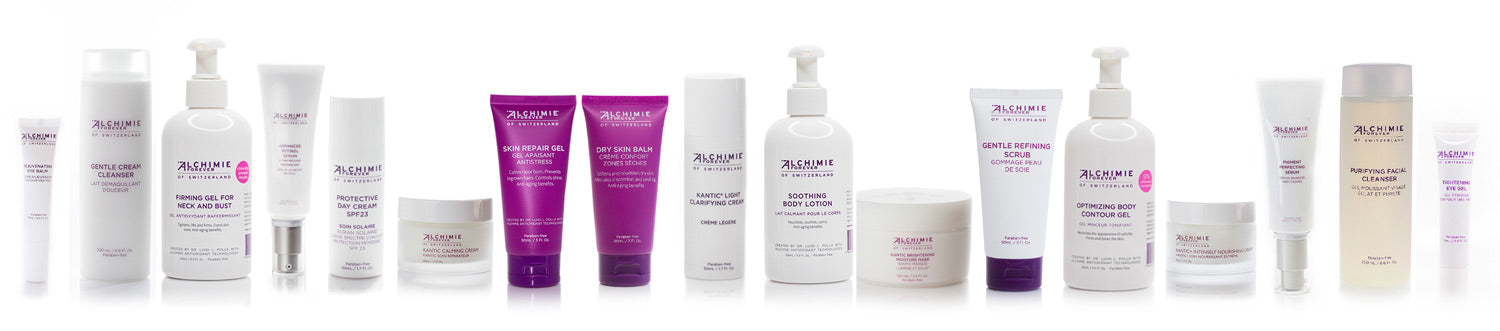 Alchimie Forever Product Lineup 2021