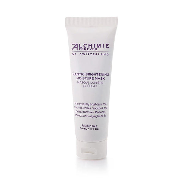 Kantic Brightening moisture mask travel size