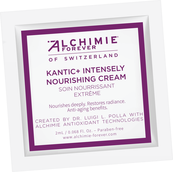 Kantic+ Intensely Nourishing Cream sample