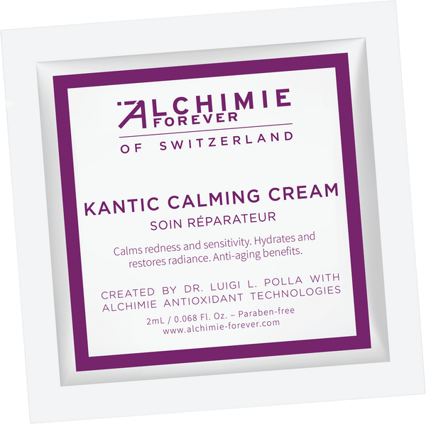 Kantic Calming Cream sample