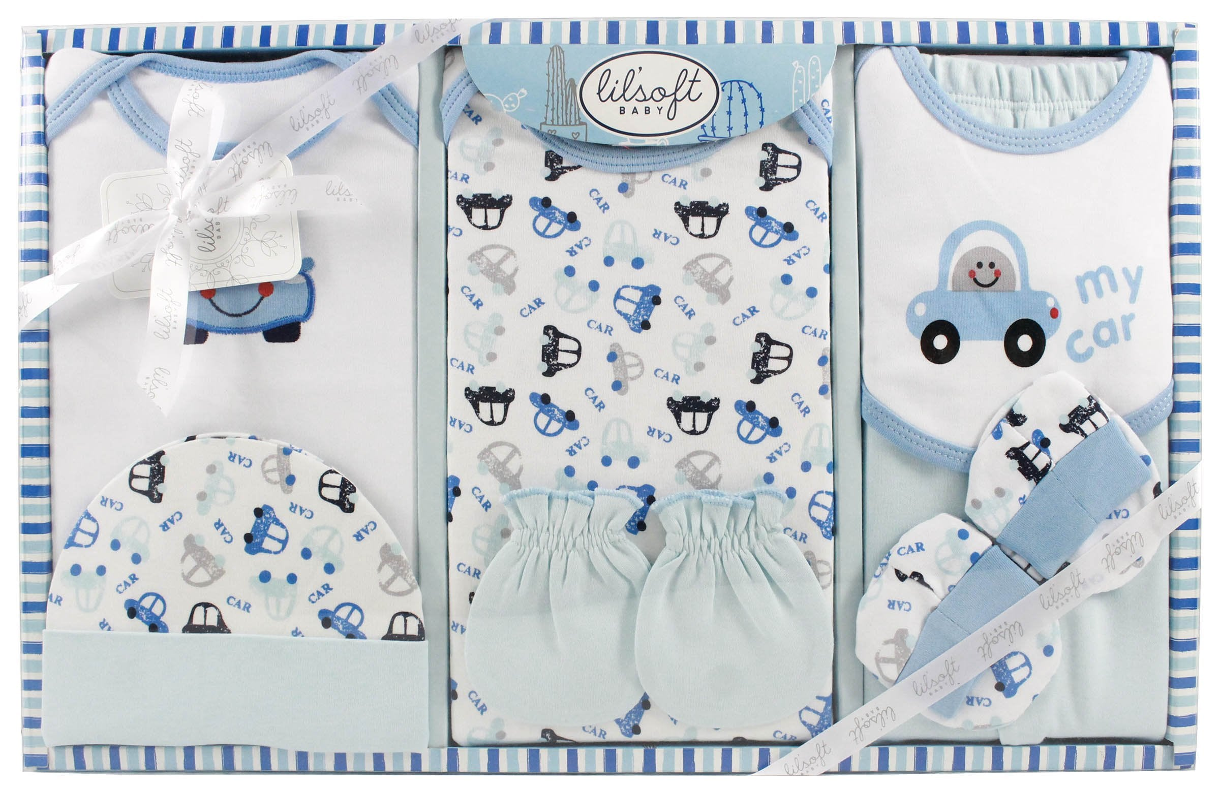 8c5e01c43 Gift set for Infants  4 pieces newborn baby clothes set. - Chikidee ...