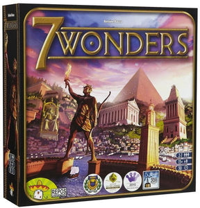 7 Wonders boardgame