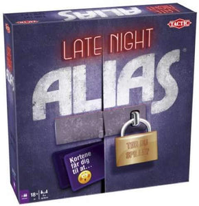 Alias Late Night