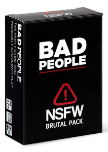 Bad People expansion