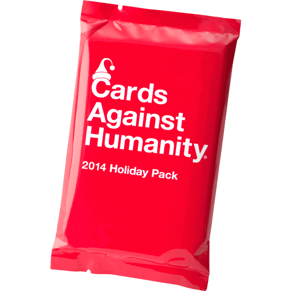 Cards Against Humanity 2014 Holiday Pack