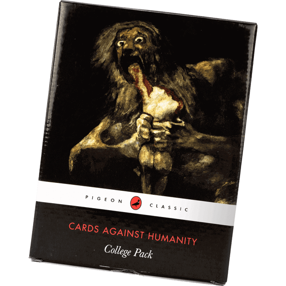 Cards Against Humanity College Pack