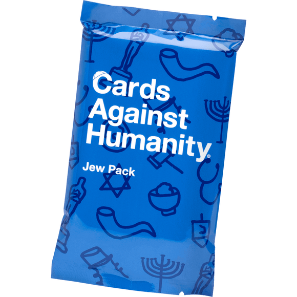 Cards Against Humanity Jew Pack