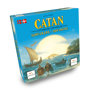 Catan søfarer