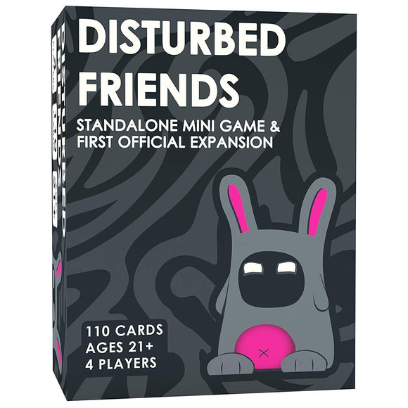 Disturbed Friends Mini Game