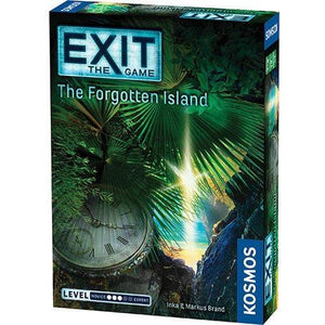 Exit The Forgotten Island
