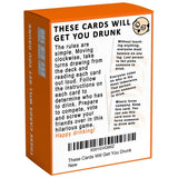 These cards will get you drunk bagside