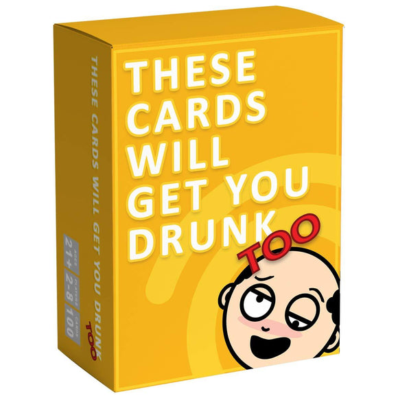These cards will get you drunk too