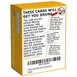 These cards will get you drunk too game