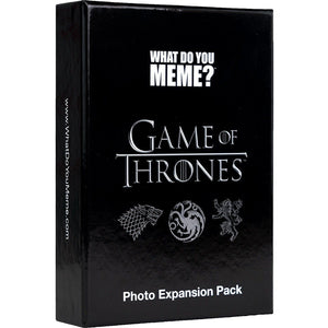 What do you meme Game of Thrones